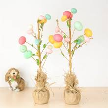 easter ornament tree buy easter eggs tree decoration and get free shipping on aliexpress