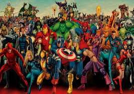 online get cheap comic poster aliexpress com alibaba group marvel comics posters vintage wall stickers superheroes prints abooly brand china mainland