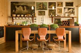 alternative dining room ideas rustic kitchen ideas with wood furniture by cultivate design