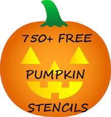 halloween fun 750 free pumpkin jack o lantern carving stencils