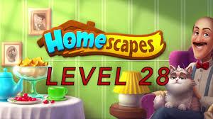 homescapes walkthrough level 28 no boost youtube