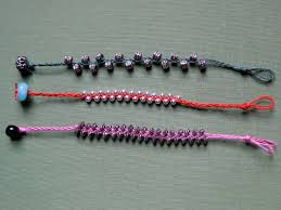 bead braid bracelet images Braided bead bracelets lulabelle handicrafts jpg
