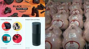 amazon early black friday deals start time black friday and other turkey traditions are evolving