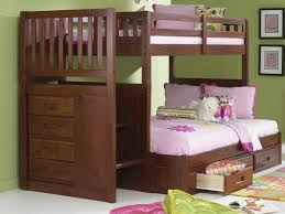 Staircase Bunk Beds Bunk Beds With Trundle