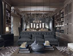 Basic Characteristics Of Modern Furniture Neoclassical And Art Deco Features In Two Luxurious Interiors