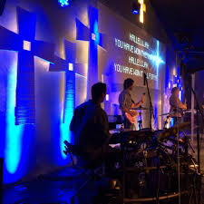 the gracelife church band with dean mager on drums gracelife