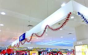 wholesale 200 9 cm decorative christmas garlands christmas tree