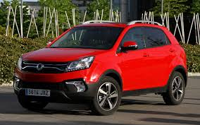 ssangyong korando ssangyong korando 2017 wallpapers and hd images car pixel