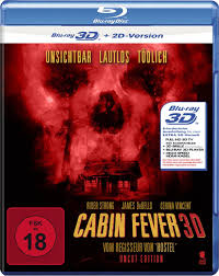 cabin fever 3d blu ray uncut germany