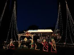 Lighted Outdoor Christmas Decorations by Garden Ideas Of Christmas Yard Decorations Front Yard Colored