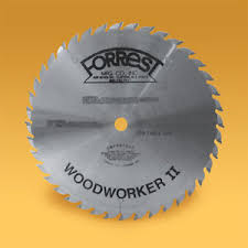 Forrest No Ww10406125 Woodworker Ii Modified Table Saw Blade 40
