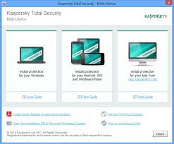 android protection kaspersky total security multi device release