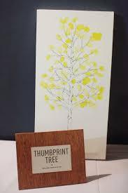 140 best thumbprint trees images on pinterest thumbprint tree