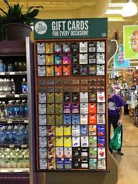 food gift cards blackhawk network gift card sales at whole foods market generate