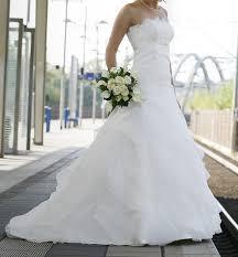 brautkleider gebraucht wunderschönes brautkleid der firma la sposa typ fonda farbe