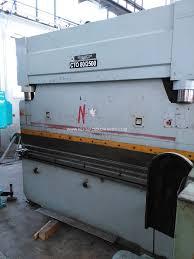 used machines press brakes fermat machinery
