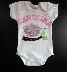 Muito Como Customizar Body para Bebê #XE44