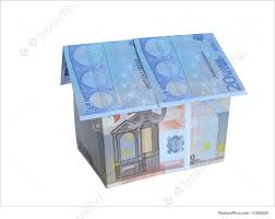 Euro House euro money house photo