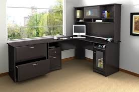 Oak Corner Computer Desk With Hutch by Desk Furniture Wonderful Glass Corner Desks With Round Area Rugs