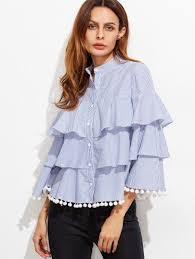 Blouse With Big Bow Best 25 Ruffle Blouse Ideas On Pinterest Ruffle Shirt Topshop