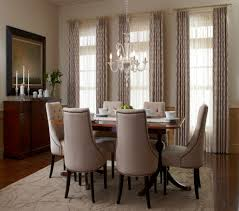 drapes for dining room