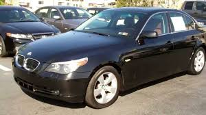 2006 bmw 530i 6 speed manheim imports youtube