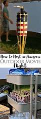 how to host an awesome outdoor movie night leggings u0027n u0027 lattes