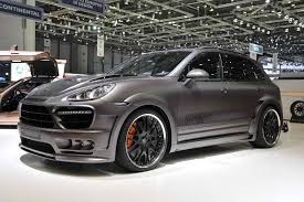 cayenne porsche 2012 hamann porsche cayenne guardian body kit west coast motorsport
