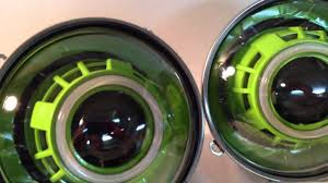 gecko green jeep gecko green monster headlight retrofit www hidprojectors com