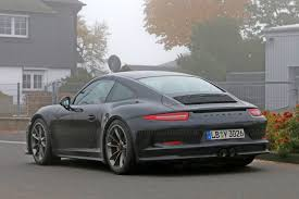 first porsche porsche 911 r 2016 first photos of the back to basics 911 by