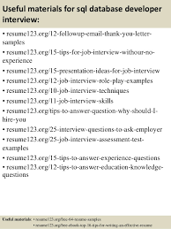 Sample Resume For Sql Developer by Java Developer Resume Chitselb Resume Pdf Java Developer Resume