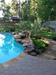 Landscaping Around A Pool by Some Basic Tips For Landscaping Around An Inground Swimming Pool