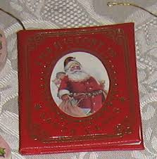 at oak rise cottage mini tree ornament books featuring