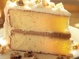 caramel cake with cream cheese frosting recipe myrecipes