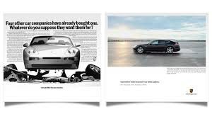 porsche ads ad writing 101 u2014 whiskey optional mccullough creative