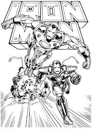 Kids N Fun Com 60 Coloring Pages Of Iron Man Coloring Page Iron