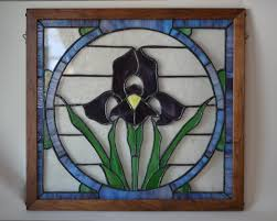 northern hardwood frames frames for stained glass art