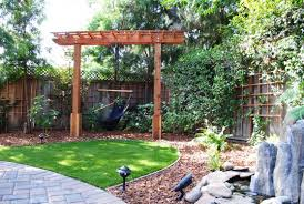 Arbor Ideas Backyard I Love The Pergola With The Chair Swing As It Makes The Corner Of