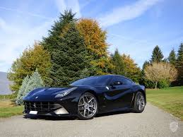 Ferrari F12 Blue - 2012 ferrari f12 berlinetta in voglans france for sale on jamesedition