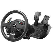 joystick volante thrustmaster tmx feedback volant pc thrustmaster sur ldlc