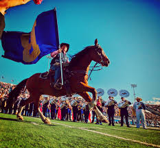 Montana State Flag Prospective Students Bobcat Rodeo Office Montana State University