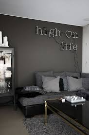 Silver Living Room by Black Living Room Fionaandersenphotography Com