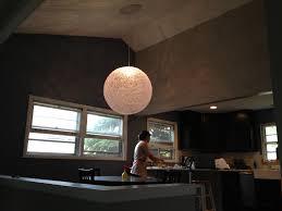 diy string globe chandelier tutorial u2013 keeps on ringing