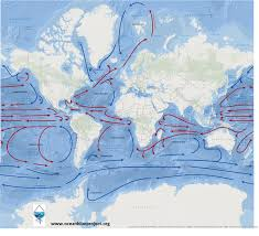 Molokai Map Ocean Current Maps Ocean Blue Project