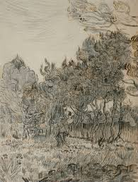 vincent van gogh a corner of the garden of st paul u0027s hospital at