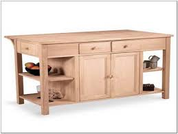 Unfinished Kitchen Islands Unfinished Kitchen Island Base Cabinets Church S Kitchen
