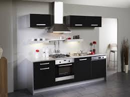 cuisine complete cuisine complète noir moderne simply lestendances fr