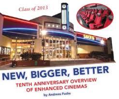 exterior xplus construction new bigger better 10th anniversary overview of enhanced cinemas