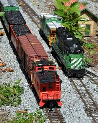 garden railway layouts the garden railway british columbia society of model engineers