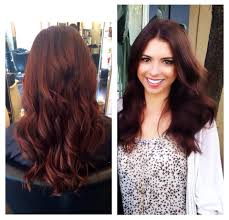 burgundy brown hair color with highlights hair colour your reference